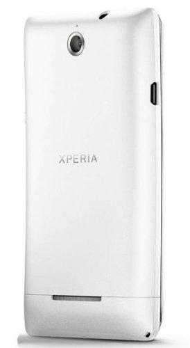 Sony Xperia E C1504 White Unlocked Android Phone-U.S. Warranty- 2G Network- GSM 850 / 900 / 1800 / 1900, 3G Network- HSDPA 850 / 1900 / 2100
