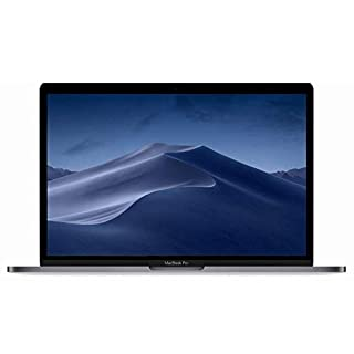 "Apple MacBook Pro 15"" Retina Core i7 2.6GHz MLH32LL/A with Touch Bar, 16GB Memory, 256GB Solid State Drive (Renewed)"