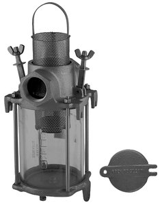Perko Spare Transparent Cylinder for Intake Water Strainer (Perko Spare)