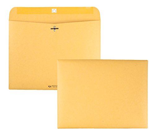 Quality Park Clasp Envelopes (QUA38090)