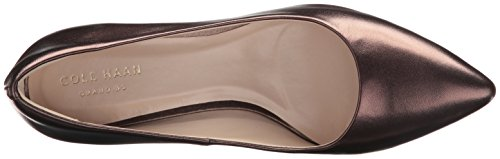 Donne In Vestito Bronzo Cole Pompa Di Haan Amelia Metallizzata 85 Grande Pelle Millimetri aRAtqw8