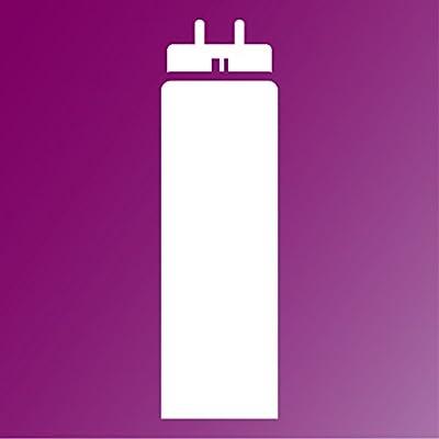 Philips Daylight Deluxe Linear Fluorescent T12 Light Bulb: 4-Foot, 2325-Lumen, 6500-Kelvin, 40-Watt, Bright White, Bi-Pin Base, 10-Pack