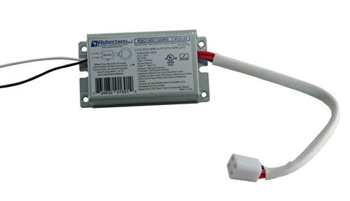 ROBERTSON 3P20129 RSO140C120WS /A Fluorescent eBallast for 1 FC16T9 or FC12T9 Circline Lamp, Preheat-Rapid Start, 120V, 50-60Hz, Normal Ballast Factor, NPF (Replaces RSW140C120 WS /A) ()