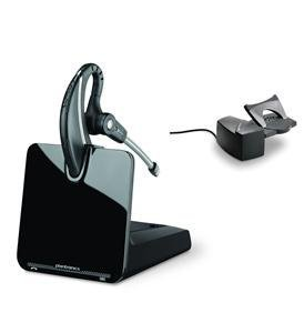 Plantronics CS530/HL10 Wireless Over the Ear with Lifter 86305-11