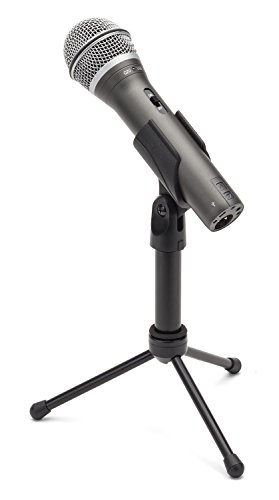 Samson Q2U Handheld Dynamic USB Microphone Recording and Podcasting Pack