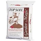 Michigan Peat 5540 Garden Magic Top Soil, 40-Pound