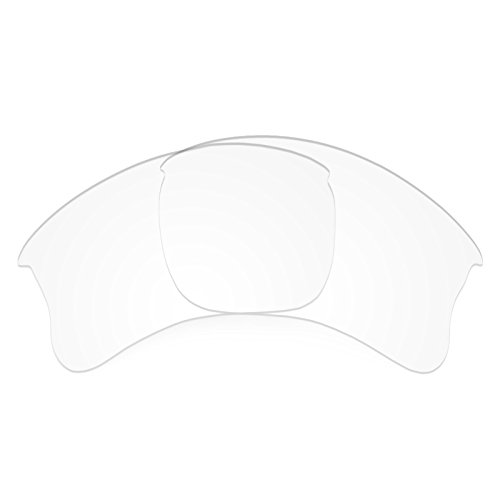 Revant Replacement Lenses for Oakley Flak Jacket XLJ Crystal ()