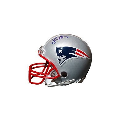 944dd10b0 Donta Hightower New England Patriots Signed Autographed Patriots Mini Helmet