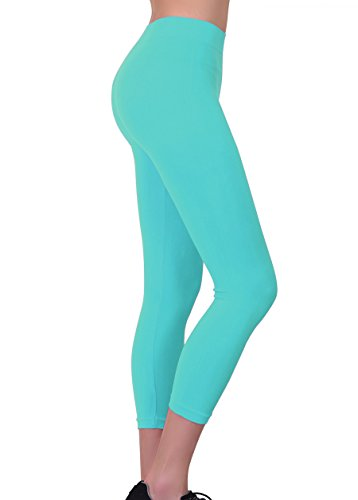9e7b3ae6a7de3 We Analyzed 8,135 Reviews To Find THE BEST Footless Capri Tights