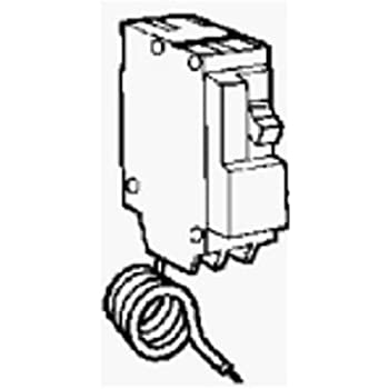 General Electric Thql1120gf Ground Fault Circuit Breaker 1 Pole 20