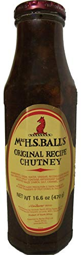 Mrs Balls, Chutney Original Mild, 16.6-Ounce (8 Pack)