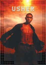 Usher – 8701 Poster Print – 61x91 cm