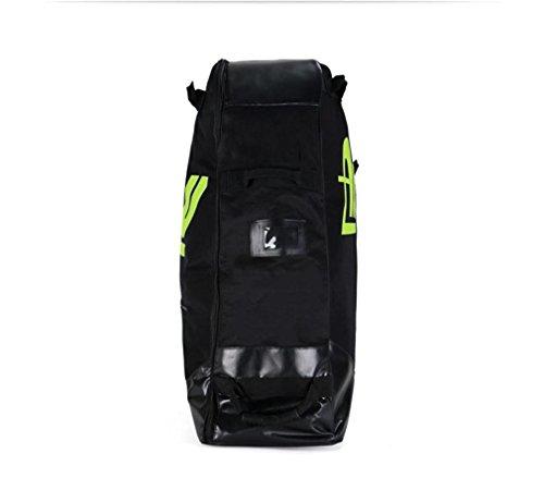 Nola Sang Road Bike Transportation Bag Travel Case Wheel Transport Luggage Carrier Cycle Lounge Bag 600D Nylon by Nola Sang (Image #4)