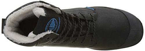 Palladium Pampa Sport WPS, Sneaker a Collo Alto Unisex-Adulto nero