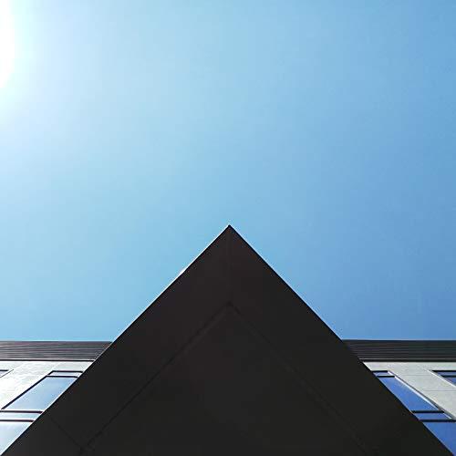 - Color Architecture Photography, Minimalist Architecture Print, Geometric Print, Triangle Print, Architecture Photo, Architecture Wall Art