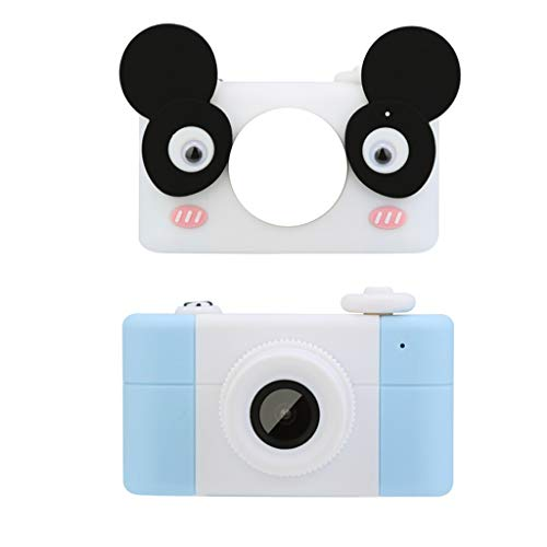 Gbell  Basic Digital Camera for Kids,Mini Cartoon Cute Camcorder Outdoor Play Cameras Digitals Toy Shockproof Sports Cams Kids Portable Dvr Cams Creative Birthday Gift for Toddlers