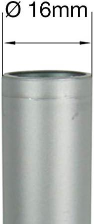 Muchos Tama/ños Disponibles 16mm Lifeswonderful Sillas con Almohadilla de Fieltro Integrada 16x Conteras Puntas Transparentes para Muebles Mesas