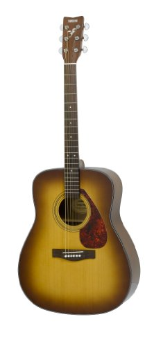 Yamaha F325 Acoustic Guitar, Tobacco Brown Sunburst Acoustic Guitar Tobacco Brown Sunburst