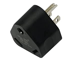 Amazon.com: Conntek 15 Amp Male Plug To 30 Amp RV Female