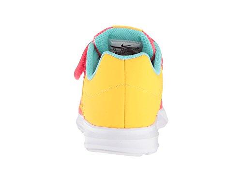 Nike Kids' Preschool Downshifter 8 Fade Running Shoes (1.5, Red/Green) by Nike (Image #2)