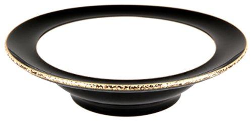 Denby Praline Noir Wide Rimmed Soup/Cereal Bowl