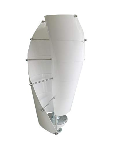 Tumo-Int 300W Vertical Wind Turbine Generator Kit with Controller (12/24V)