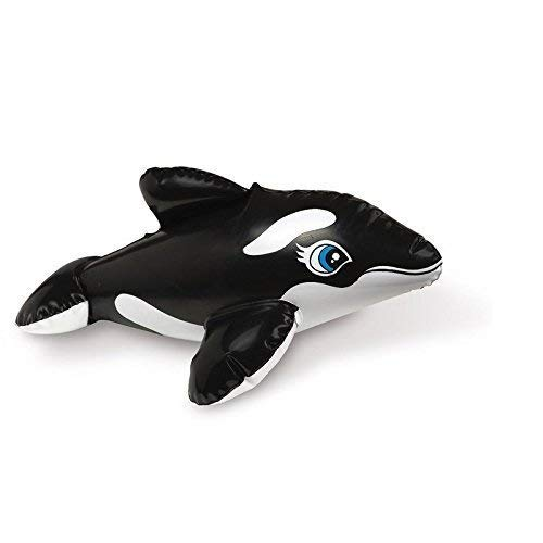 lively moments Mini wassertierchen para el hincha/Flotador Animal/Animal Hinchable Ballena: Amazon.es: Juguetes y juegos