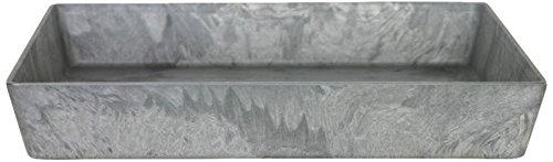 Grey Frost Resistant and Lightweight 29/x 5/cm ARTSTONE Ella Coaster