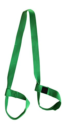 - Clever Yoga Mat Strap Sling Adjustable Made With The Best, Durable Cotton - Comes With Our Special