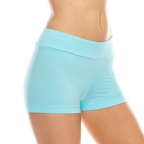 Annie Dance Fashion Shorts Womens /& Girls Yoga Fitness Shorts