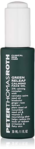 Peter Thomas Roth Green Releaf Calming Face Oil, 30 fl. oz.