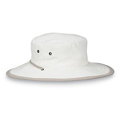 Wallaroo Men's Explorer UV Sun Hat - UPF50+ Sun Protection (Adjustable & Packable)