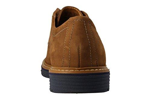 Marrone Plain Newkirk Shoes 259 Brown Clarks 26 128 Up5fx