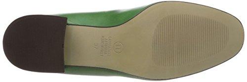 Nukika esmeraldo Mujer Con Antwerp Zapatos Verde Noe Para 601 Cerrada Punta De Tacón Pump 6FCw75q7x