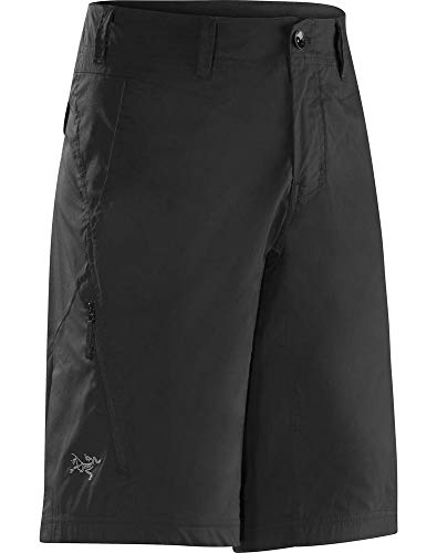 Arc'teryx Stowe Short Men's (Black, 34)