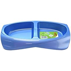 Lightweight Diner Pet Dish Capacity: Medium