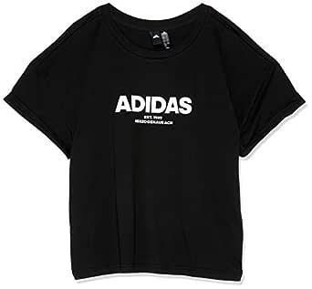 adidas Women's Essentials AllCap T-Shirt, Black(Black), XS(X-Small)
