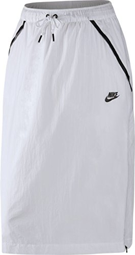 Nike Tech Hypermesh Women's Skirt White 833468 100 (s) ()