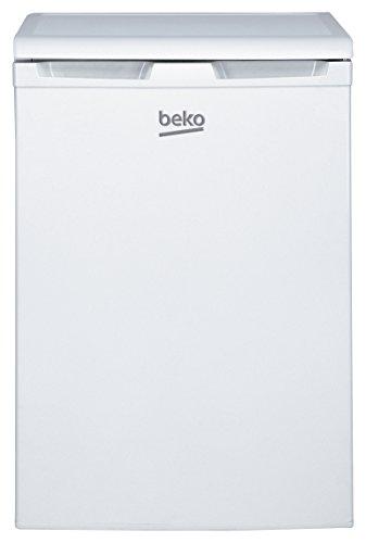 Beko TSE 1282 Tischkühlschrank mit Gefrierfach / A+ / 84 cm Höhe / 169 kWh/Jahr / 101 L Kühlteil / 13 L Gefrierteil