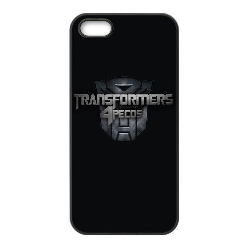 Transformateurs Âge d'extinction Ilike Com HW73UV1 coque iPhone 5 5s téléphone cellulaire cas coque V6HE4X9BE
