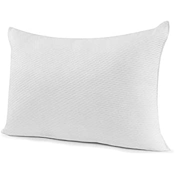 Amazon Com Live Amp Sleep Memory Foam Pillow Side Sleeper