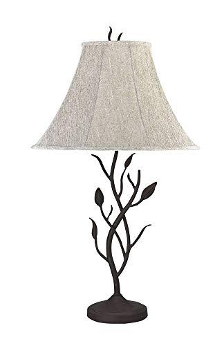 - Cal Lighting BO-768 One Light Table Lamp