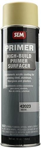 SEM 42023 Beige High Build Primer - 16 oz.