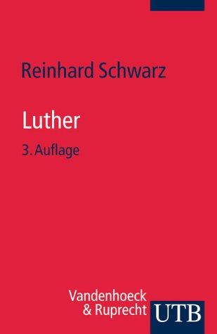 Luther (Uni-Taschenbücher S)