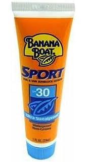 Amazon.com: Banana Boat Sport Performance Lotion Travel Size, SPF ...