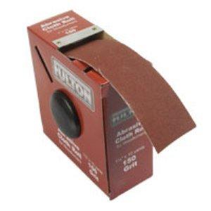 """1½"""" x 10 yard Abrasive Cloth Rolls - 600 Grit"""