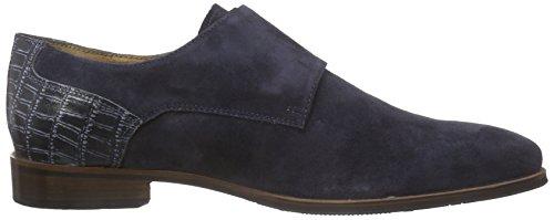 Zapatos Hombre Monkstrap Nebulus Smart Azul 5ZqppnP0