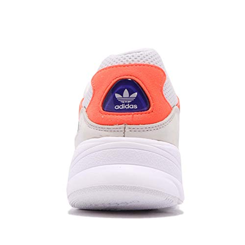 Footwear Adidas Crystal CORE BROWN CORE FOOTWEAR Men White WHITE Yung CRYSTAL 96 White Brown WHITE nrqXrUwW
