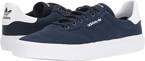 adidas Originals 3MC Skate Shoe, Collegiate Navy/White, 10.5 M US