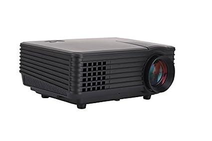 Amazon.com: 3d led mini projector 1080p full hd home theater ...